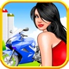 Style Girl Motorcycle Driving Pro - Real Fun Racing for Teens Kids and Adults