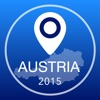 Австрия Оффлайн Карта + Тур гид Навигатор, Развлечения и Транспорт
