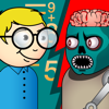 Math vs Undead School Edition: Basic Math Operations Games for Kids