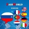 PassWorld – Разговорник для путешествий Русский / Английский а также Немецкий, Испанский, Французский, Итальянский, Голландский, Португальский