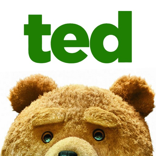 My Wild Night With Ted – Ted the Movie【与麻吉熊合照】