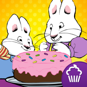 Max & Ruby Bunny Bake Off  - A Family Fun Easter Baking Activity icon