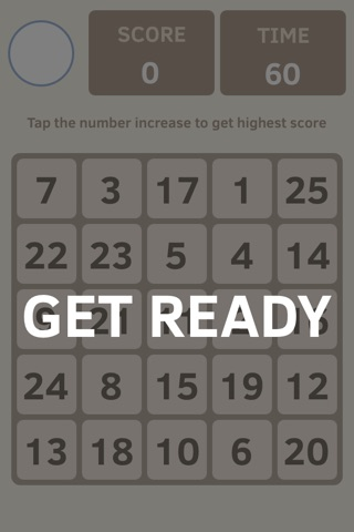Speed Tap Number screenshot 2
