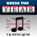 UK Song Quiz - Guess The Year
