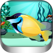 Aquarium Tank Tower - Fish Bowl Stacker Mania FREE icon