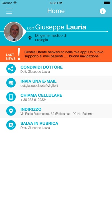 download Dr Giuseppe Lauria • OB Doctor apps 3