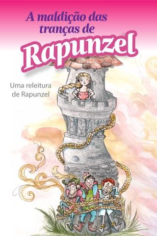 A maldição tranças de Rapunzel screenshot 1