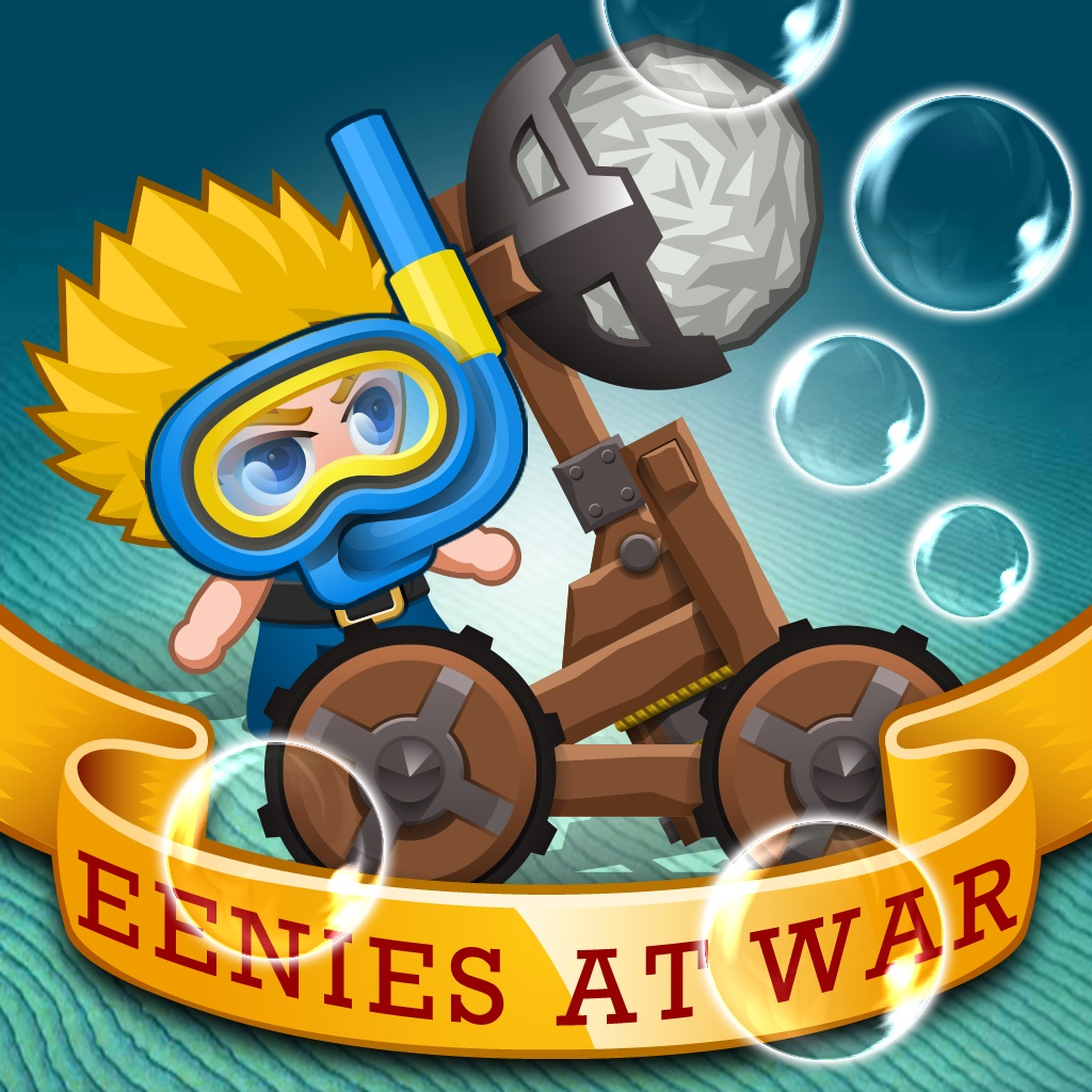 Eenies™ at War (FREE) : Scorched Earth online MMO RPG battle game for iPhone and iPad