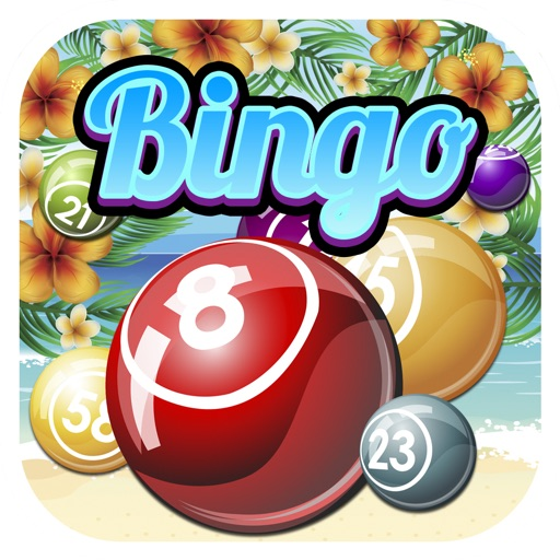 Bingo Paradise Vacation - High Jackpot Bankroll To Ultimate Riches With Multiple Daubs iOS App
