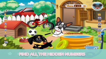download Doggy Numbers – Puzzle game with funny dogs for sweet little kids apps 0