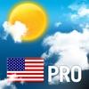 Wetter für die USA Pro