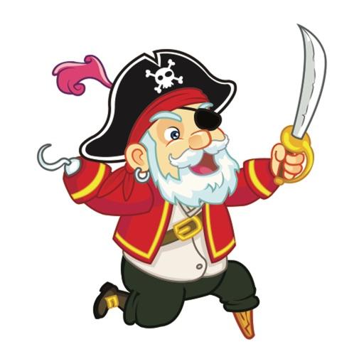 Crazy Pirate Runner 2D iOS App