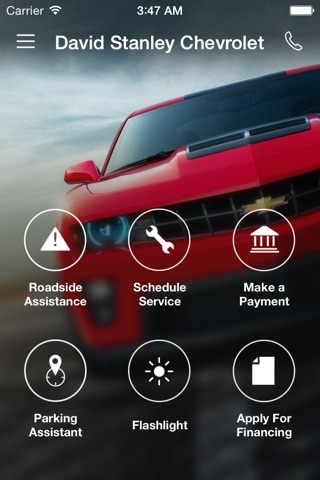 David Stanley Chevrolet screenshot 1