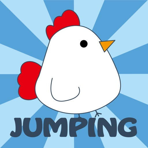 Jumping Chicken Game iOS App
