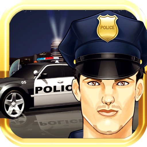Angry Police Chase HD - Best Speed Car Racing Game iOS App