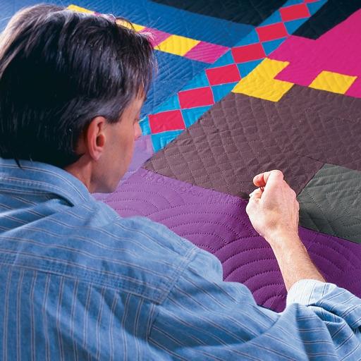 Как правильно стегать одеяло вручную