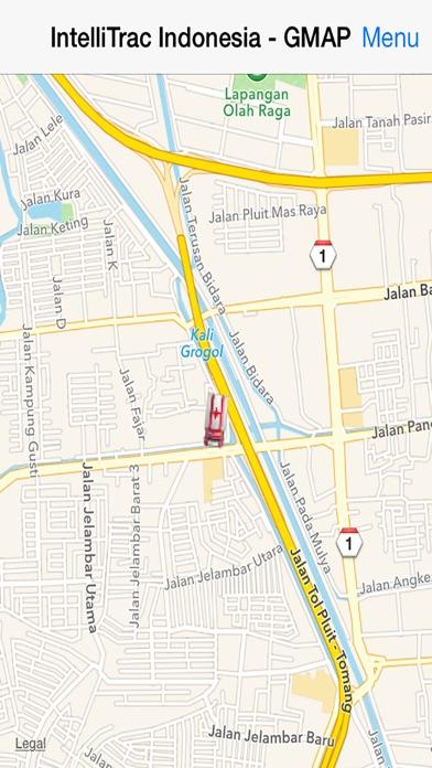 IntelliTrac Indonesia iPhone