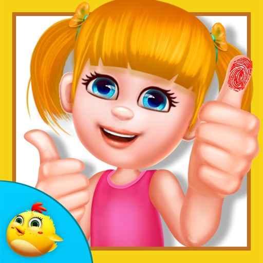 Kids Magic Finger Fun iOS App