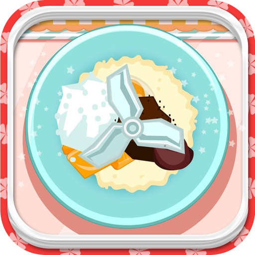 Cooking Ice Cream Game - Create your ice cream with this cooking recipe iOS App