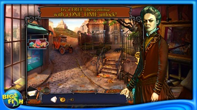 Haunted Train: Spirits of Charon - A Hidden Object Game with Ghosts-0