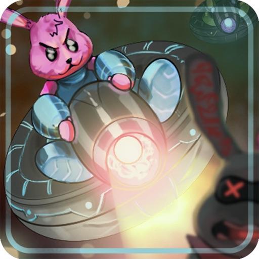 Galaxy Blast! 2-Touch Space Adventure Game iOS App