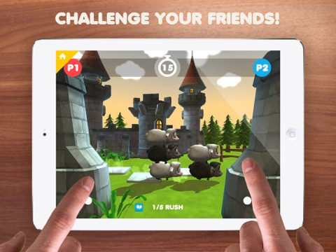 Sheep Rush XL screenshot 3