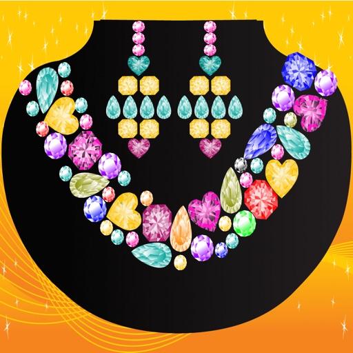 My Gorgeous Jewels Design Game iOS App