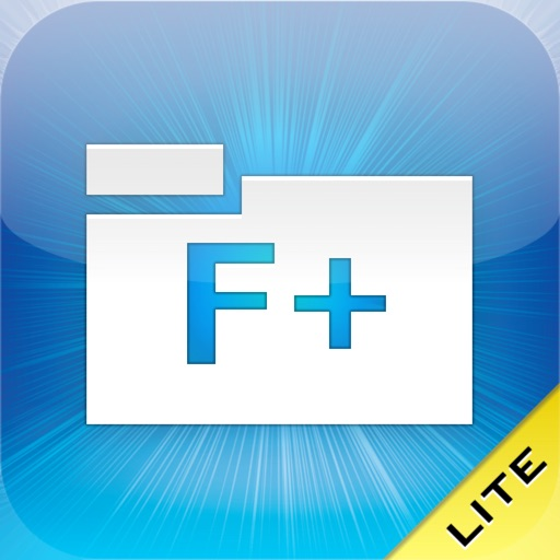 File Manager - Folder Plus Lite iOS App
