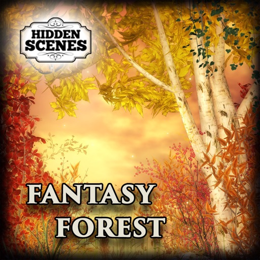 Hidden Scenes - Fantasy Forest iOS App