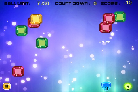 Glossy Gem Tap Frenzy - Precious Jewel Smasher LX screenshot 2