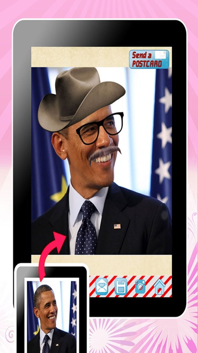download A¹ M Funny makeup editor -- ugly selfie photo booth for happy father's day apps 2