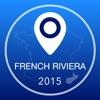 蔚藍海岸離線地圖+城市指南導航,景點和運輸