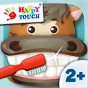Alles sauber? Zähne putzen (lernen) mit Tieren für Kinder (von ...