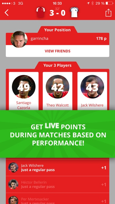 download Twelve - The social football game with live scores and extreme player stats. apps 0