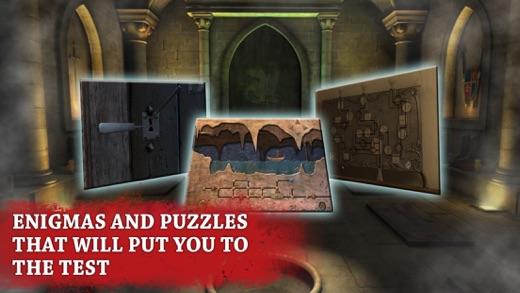 Dracula 5: The Blood Legacy HD (Full) Screenshot