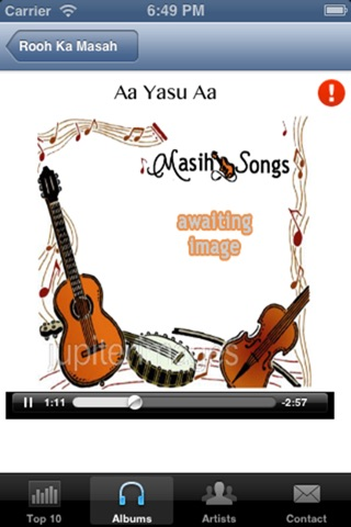 Masihi Songs screenshot 4