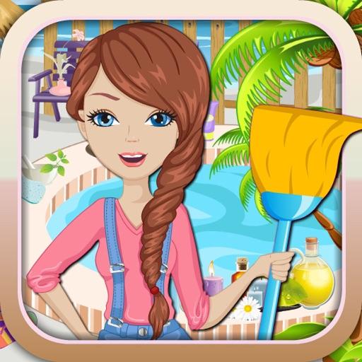 SPA Salon Clean up 2 iOS App