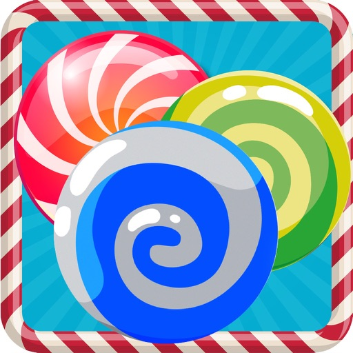 Candy Mania Pop - The Best Matching 3 Puzzle Free Game for Children and Kids iOS App