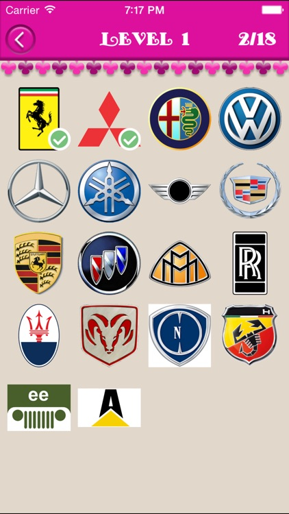Guess The Cars Car Logo Quiz