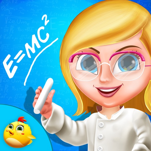 Science Physics For Kids iOS App