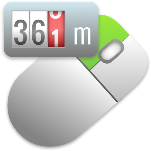 Mouse Distance Tracker