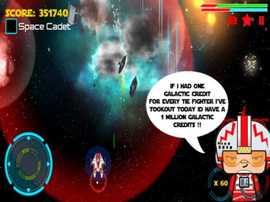 Screenshot #3 for Space Cadets Star Fighter