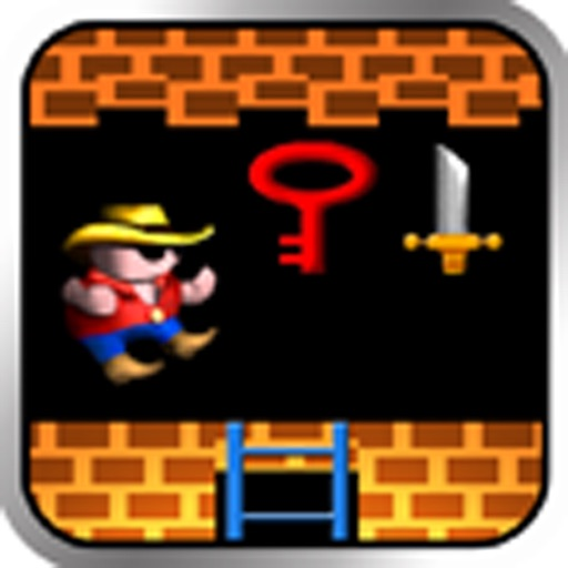 Montezuma's Revenge! iOS App