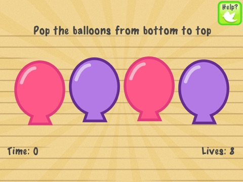 Screenshots of The Impossible Test - Fun Free Trivia Game for iPad