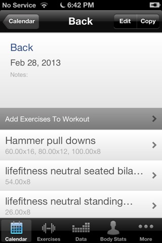 Fit Phone: Weight Training, Fitness Tracking, and GPS Running, Walking and Cycling screenshot 2