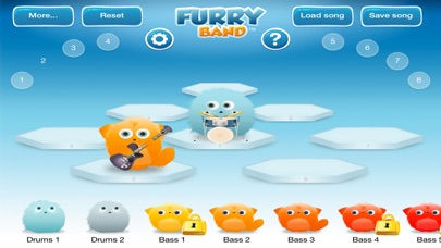 download FurryBand ™ : The furry band. Free music for family apps 0