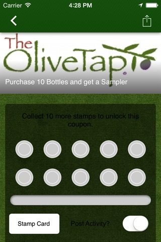 The Olive Tap screenshot 2