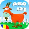 Viața la fermă Joc educativ de logică bazat pe lecții Montessori cu alfabet pentru copii preșcolari si de grădiniță iPad