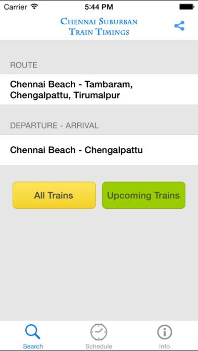 Chengalpattu to beach train timings