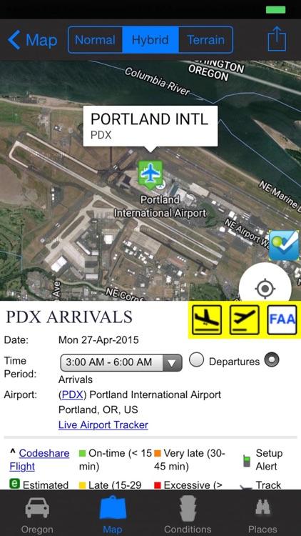 Oregon/Portland Traffic Cameras - Travel & Transit & NOAA Pro by Calvin Chen